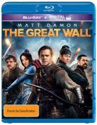 The Great Wall Blu-ray 1Disc [Region B] [Blu-ray]