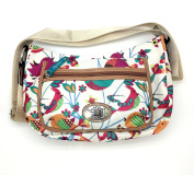 Lily Bloom Cross Body Hobo Bag Tweety Twig