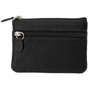 DJNY Genuine Leather Coin Purse 6414