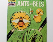 The how and why wonder book of Ants and Bees  [Paperback]