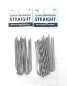 Amish Made Hair Pins - Straight, 5.1cm