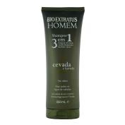 Linha Homem Bio Extratus - Shampoo 3 e 1 (250 Ml) -
