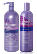 Clairol Shimmer Lights Shampoo 930ml + Conditioner 470ml by Clairol…