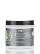 Design Essentials Natural Almond & Avocado Nourishing Co-Wash, 470ml