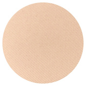 Cosmetic Peach Matte Eyeshadow Single Eye Shadow Makeup Magnetic Refill Pan 26mm, Paraben Free, Gluten Free, Made in the USA