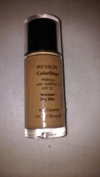 REVLON COLORSTAY MAKEUP WITH SOFTFLEX SPF 12 NORMAL/DRY SKIN CARAMEL # 400