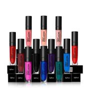 SHERUI Beauty Lipstick 12 Colours Waterproof Long Lasting Matte Lip Gloss Lipstick Cosmetic #1
