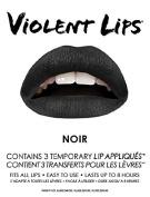 """Violent Lips """"NOIR"""" Lip"""