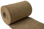 Burlapper 15cm x 10 Yards Jute Burlap Ribbon Roll