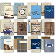 Authentique Paper RUG010 Rugged Authentic Life Card