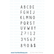 CLEAR STAMPS-MINI LETTR