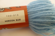 Horizon Blue 100% Virgin Wool Needlepoint Yarn