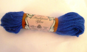 Grotto Blue 100% Virgin Wool Needlepoint Yarn