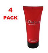 Antonio Banderas Diavolo After Shave 100ml. Pack of 4