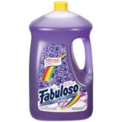 Fabuloso Multi Purpose Cleaner, No visible residue, No need to rinse, Long Lasting Smell, Lavender, 90 Fluid Ounce