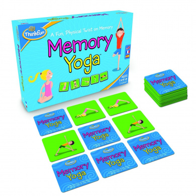 Think Fun Memory Yoga Game