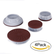 4 Pcs/Set Wall Guard for Pressure Gates, Wall Protector for Walk Thru Gates, Protect Door, Stair, Wall Surface, Babies & Pets Safety.