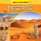 Deserts (Fast Track