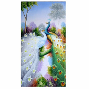 DEESEE(TM) 5D Embroidery Paintings Rhinestone Pasted diy Diamond painting Cross Stitch (Style D