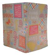 Spring has Sprung Easter Vinyl Tablecloth