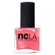 NCLA Nail Polish, Pink Caddy, .1330ml