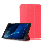 For for Samsung Galaxy Tablet, AMA(TM) Ultra Slim Leather Stand Case Protective Cover for for Samsung Galaxy Tab A 10.1 SM-T580N/T585N (2016)