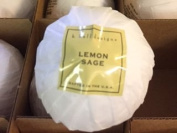 ONE Lemon Sage Bath Bomb, 100ml by K Hall Design