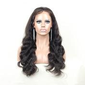 Full Lace Human Hair Wigs 130% Density Brazilian Virgin Body Wave Lace Front Human Hair Wigs For Black Women