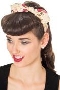 Banned Ana Vintage Retro Rockabilly Bandana Headband