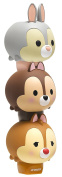 Lip Smacker Disney Tsum Tsum Lip Balm Trio, Chip/Dale/Thumper, 3 Count
