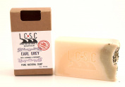 Earl Grey 100% Natural Soap