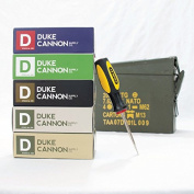 "Duke Cannon Ammo Can Gift Set - ""Big Brick of Soap"""