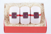 No. 77 by St Johns. Luxury Scented 3 Bath Soap Giftable Value Pack Set. St Johns Fragrances