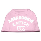 Mirage Pet Products 46cm Aberdoggie UK Screenprint Shirts, XX-Large