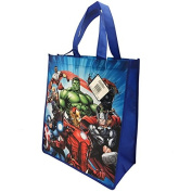 Marvel's The Avengers Reusable Tote Bags for Kids, Teens, and Adults! Large