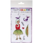 That's Crafty Clear Stamp 10cm x 15cm -Fern