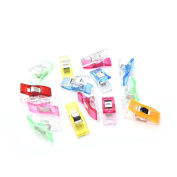 Pack of 50 Wonder Clips for Sewing Quilting Crafting,Sewing Clips,Quilting Clips,Binding Clips by Team-Management