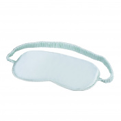 Cougar's Choice 100% Silk Filled Pure Silk Eye Mask Anti-Ageing Natural Silk Sleep Mask with Adjustable Straps