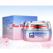BIOAQUA Cherry Blossoms Smoot Moist Facial Cream Moisturising Herbal Essences