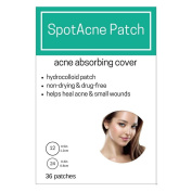 SpotAcne Patch - Acne Absorbing Cover - 36 Patches