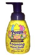 Peeps Foaming Hand Soap! Vanilla Marshmallow Cream Scented! Smells Great!