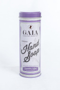 Gaia Natural Cleaners Castile Powder Hand Soap with Essential Oil, Lavender/Lime
