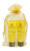 Naked Bee Orange Blossom Honey Hand & Body Lotion Gift Set - Two 70ml Tubes