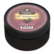 Captain's Choice 45th Parallel Shaving Soap 120ml