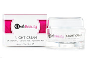 Best Night Moisturising Cream for Face, Neck & Eye Area | Firming Anti-Wrinkle Cream