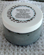 Activated Charcoal Facial Clay Mask 180ml