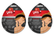 Yes To Tomatoes Detoxifying Charcoal Mud Mask Bundle