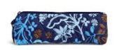 Vera Bradley Brush & Pencil Case in Java Floral