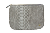 Stephanie Johnson Everglades Smoke Large Flat Pouch