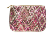 Stephanie Johnson Istanbul Pink Large Flat Pouch